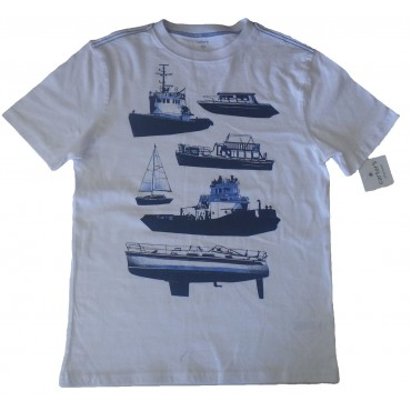 Camiseta Infantil Sailor Carters