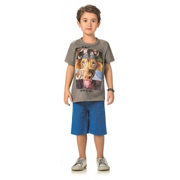 Camiseta Infantil Classic Animals