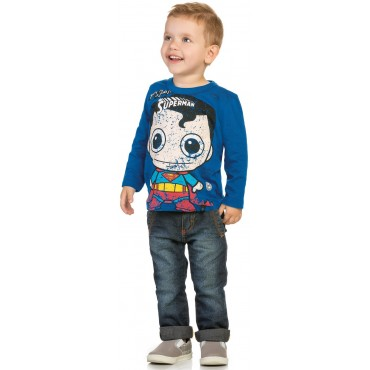 Camiseta Infantil Superman Baby